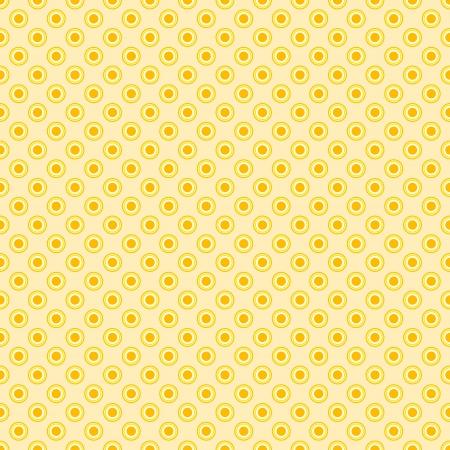 Naadloze polka dot patroon in retro stijl Kan gebruikt worden om weefsel ontwerp, behang, decoratief papier, scrapbook albums, webdesign, enz. Stalen van naadloze patroon opgenomen in het bestand