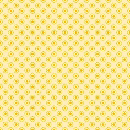 Seamless polka dot pattern in retro style  Can be used to fabric design, wallpaper, decorative paper, scrapbook albums, web design, etc  Swatches of seamless pattern included in the file  Vector