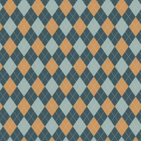 Nahtlose Rautenmuster Diamantformen Hintergrund Tuch Design Kann verwendet werden, Dekorpapier, Web-Design, etc Farbfelder der nahtlose Muster in der Datei für Benutzerfreundlichkeit enthalten Standard-Bild - 20025387