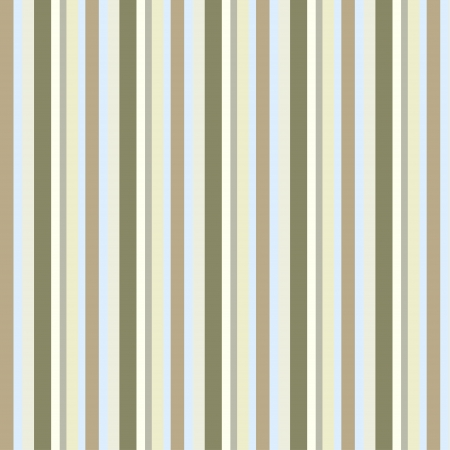 Seamless pattern with stripes in retro style, soft colors  Can be used to fabric design, wallpaper, decorative paper, scrapbook albums, web design, etc  Swatches of seamless pattern included in the file for ease of use