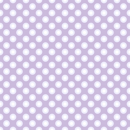 Seamless polka dot pattern in retro style, subtle colors  Can be used to fabric design, wallpaper, decorative paper, scrapbook albums, web design, etc  Swatches of seamless pattern included in the file for ease of use Zdjęcie Seryjne - 20025405