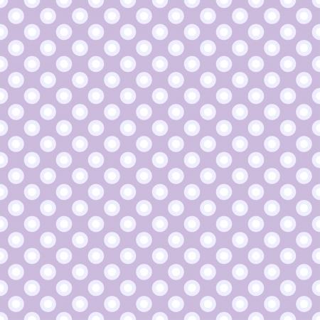 pattern pois: Seamless polka dot pattern in stile retr�, colori sottili Pu� essere utilizzato per la progettazione del tessuto, carta da parati, carta decorativa, album album, web design, ecc Campioni di seamless inclusi nel file per un facile utilizzo