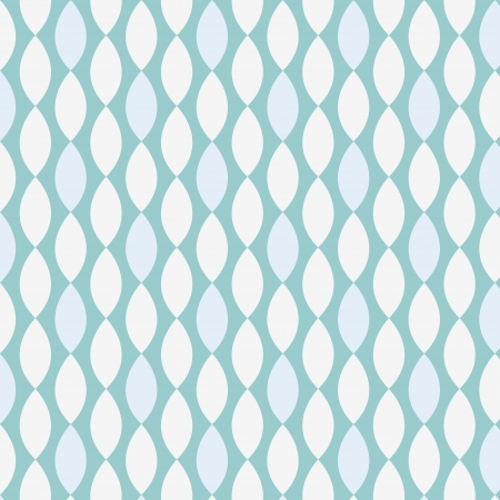 Seamless geometric pattern with diamond shapes in retro style, soft colors  Can be used to fabric design, wallpaper, decorative paper, scrapbook albums, web design, etc  Swatches of seamless pattern included in the file for ease of use  Vector