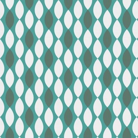 ease: Seamless geometric pattern with diamond shapes in retro style, soft colors  Can be used to fabric design, wallpaper, decorative paper, scrapbook albums, web design, etc  Swatches of seamless pattern included in the file for ease of use
