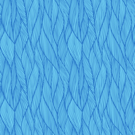 wavy fabric: Seamless pattern. Hand drawn wavy background. Can be used to fabric design, wallpaper, decorative paper, web design, etc. Illustration