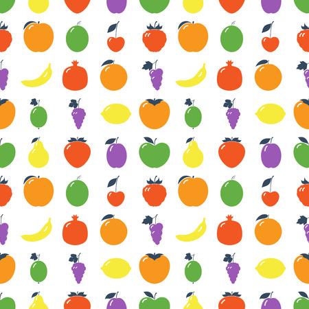 Erfreut Farbiges Bild Von Früchten Zeitgenössisch - Framing ...