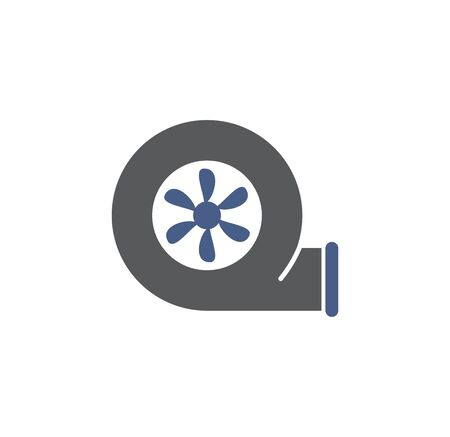 Car part icon on background for graphic and web design. Creative illustration concept symbol for web or mobile app
