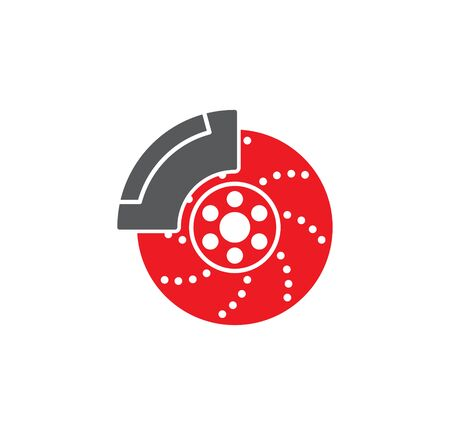 Car tuning related icon on background for graphic and web design. Creative illustration concept symbol for web or mobile app