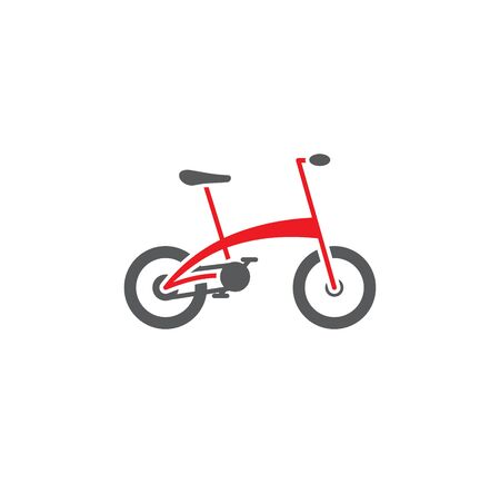 Bicycle related icon on background for graphic and web design. Creative illustration concept symbol for web or mobile app  イラスト・ベクター素材