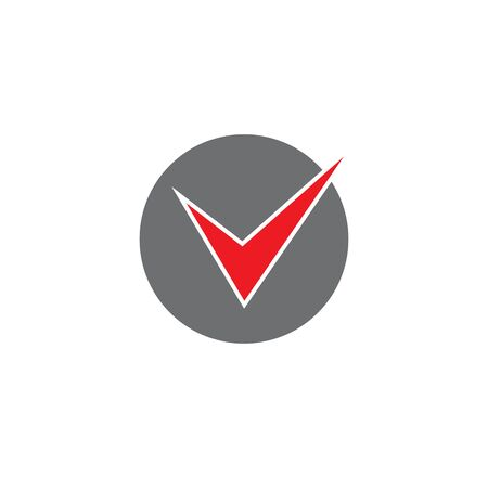 Check box icon on background for graphic and web design. Creative illustration concept symbol for web or mobile app 版權商用圖片 - 144271154