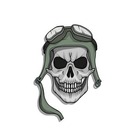 skull pilot.