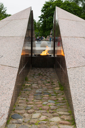 burns: The eternal flame burns