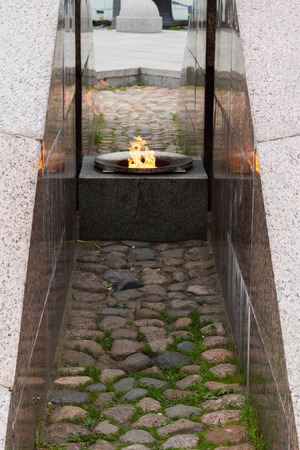 eternal: The eternal flame burns