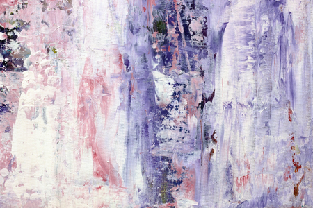 no name: Simple  canvas is grounded by no name abstract colored spots and lines of acrylic paint Stock Photo