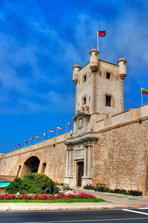 stoneworks: Puertas de Tierra (Cadiz)