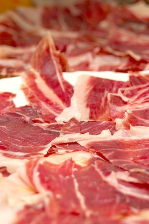 Iberian pig's ham Stock Photo - 669975