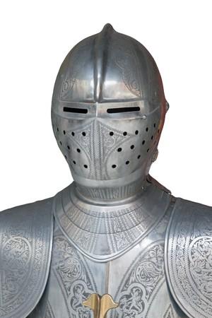 epoch: An armor of medieval epoch