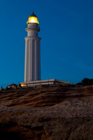 Wonderful lighthouse known as Trafalgar Stock Photo - 10814391