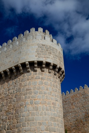 surrounds: Wonderful medieval outer wall that protects and surrounds the city of Avila