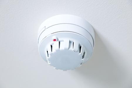 fire shield: A smoke detector fire alarm