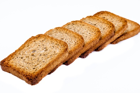 Lots of slices of toast Stock Photo - 14812752