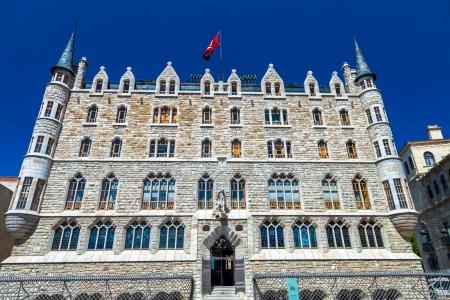 castilla leon: Botines Palace of Leon, Castilla Leon, Spain Editorial