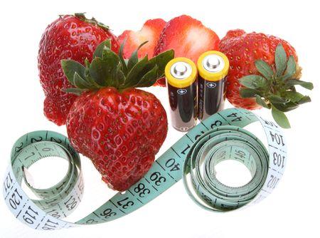 Strawberry dieting
