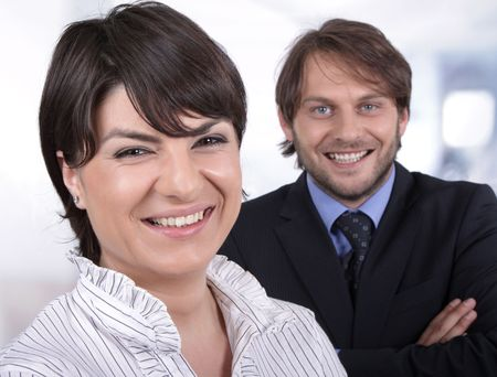 Small business team Stock Photo - 5113085