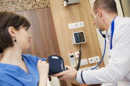 High blood pressure measure