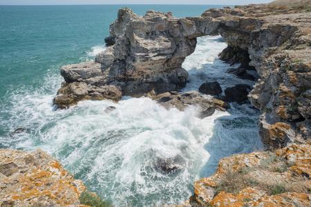 Rocks Shore Sea Ocean