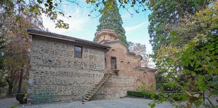 ボヤナ教会 ブルガリア 写真素材