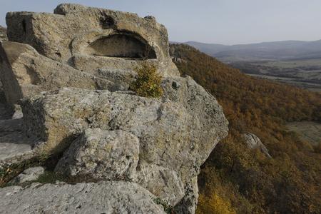 Sarcophagus Rock Trakia Bulgaria
