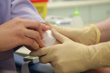 Bandage Hospital Medical Help