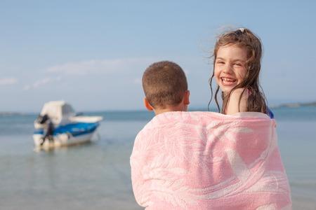 Smile Girl Happiness Boy Banco de Imagens