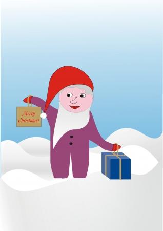 midget: Merry christmas with christmas midget