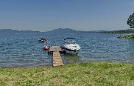 Iskar dam at Iskar river