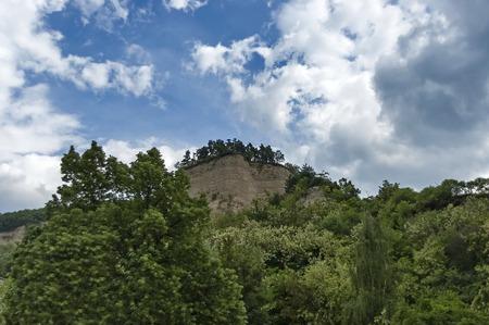 View to Melnik town area, Bulgaria