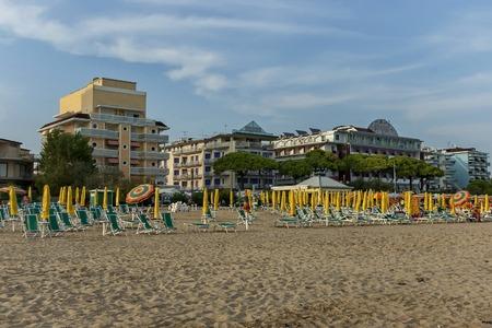 lido: Lido di Jesolo Adriatic sea venetian Riviera Italy