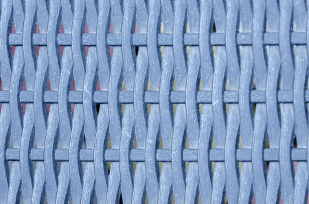 netlike: Netlike background wicker with plastic band, Septemvri town, Pazardzhik, Bulgaria