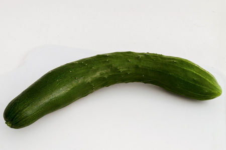 sofia: Fresh soon loose green cucumber vegetable from stem, Sofia,  Bulgaria
