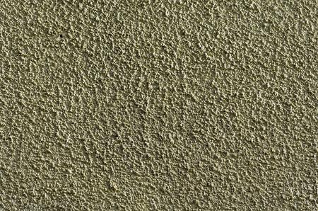 Natural background of plaster in beige color, Lakatnik,  Bulgaria Stock Photo