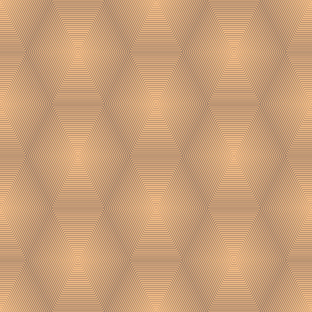 woody: Geometric abstract seamless pattern. Background design in woody colors. Vector illustration Illustration