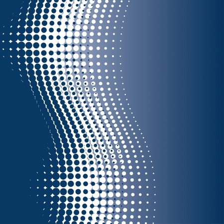 background halftone effect abstract Stock Photo - 17098582