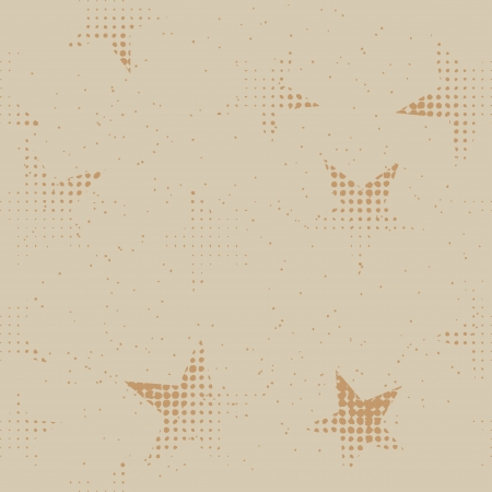 stars  seamless pattern photo