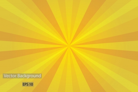 sunrays: yellow abstract background