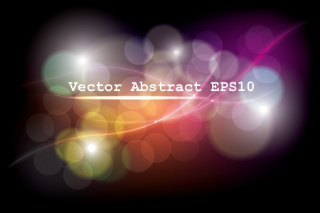 bright abstract background. vector eps10 Stock Vector - 17316168