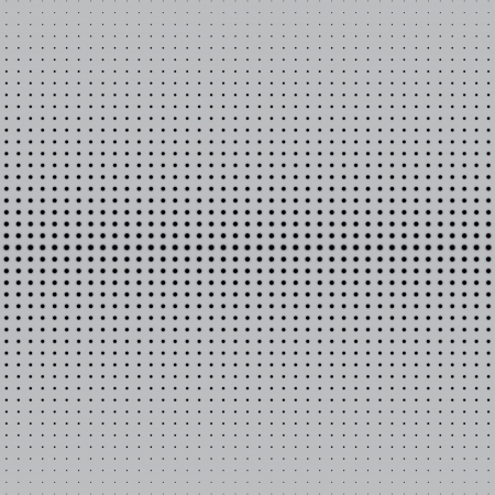 halftone dots: grey digital texture. vector background