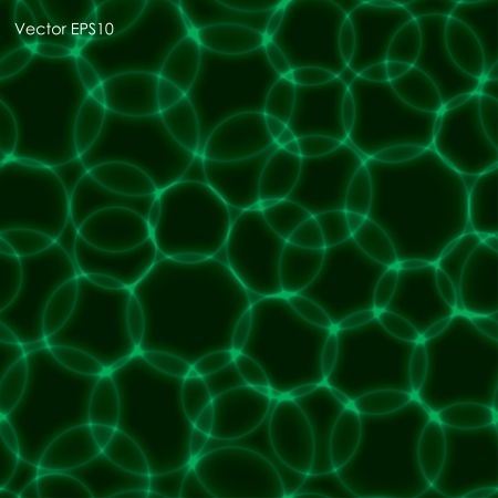 abstract seamless pattern. bubbles. Stock Vector - 17914799