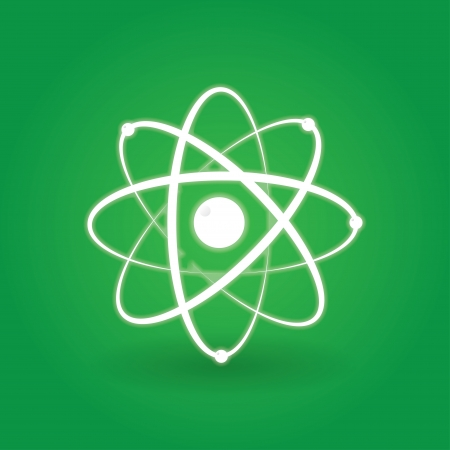 atomic: icon of the atomic model