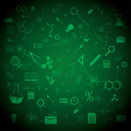 education and science. background  Vector